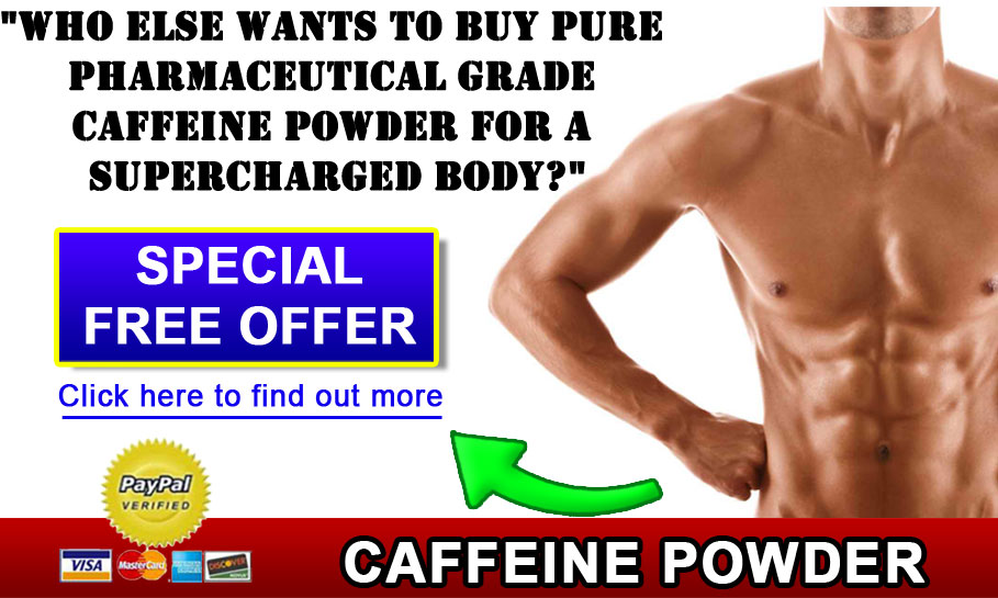 Where to Buy Caffeine Online – Buy Powdered Caffeine